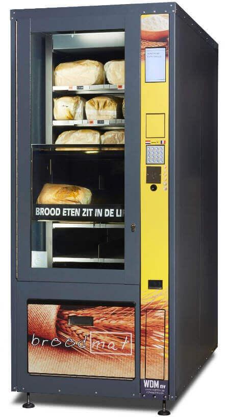 broodautomaat Nieuw